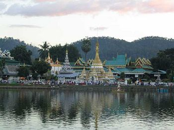 Mae Hong Son Burma Influence