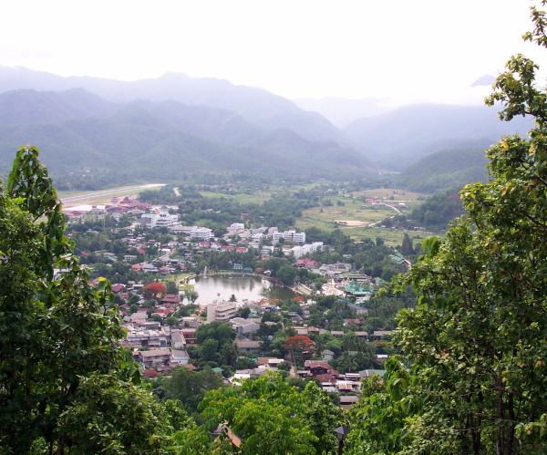 Mae Hong view