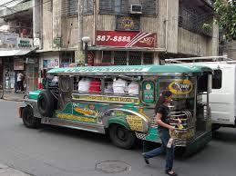 manila jeepney full