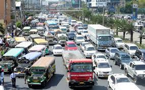 manila roads