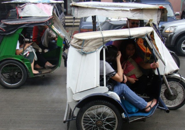 manila tricycle