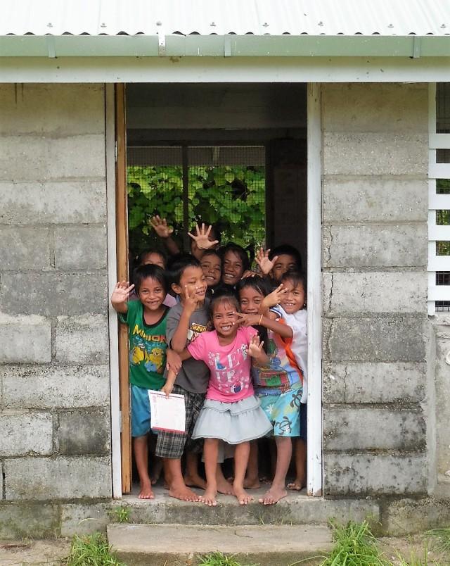 Fanning Island School 2