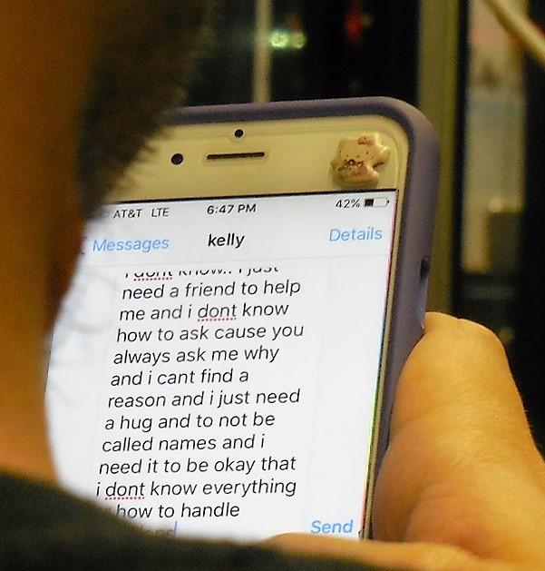 Honololu Texting