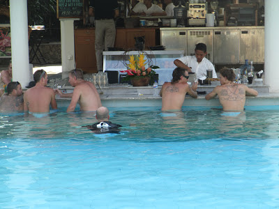 bogan swim up bar