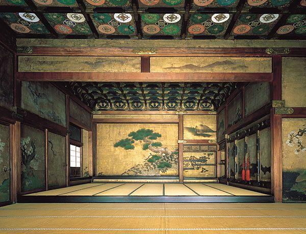 ninomaru palace interior 2
