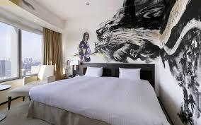 park hotel room